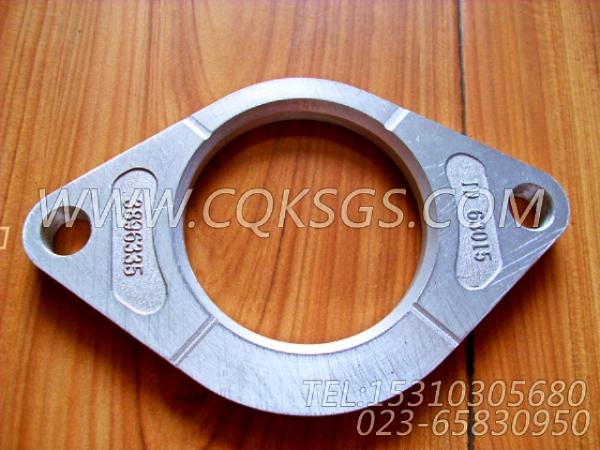 3896335凸轮轴止推支座,用于康明斯M11-C350H柴油发动机发动机性能件组,【军品车】配件