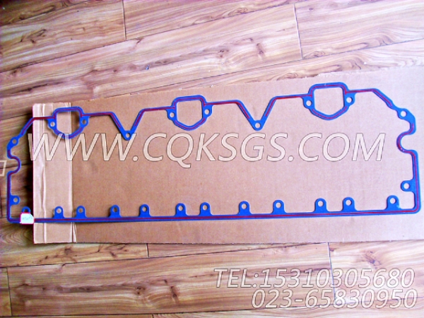 3896697摇臂室衬垫,用于康明斯M11R-310主机摇臂室组,【船机】配件-2