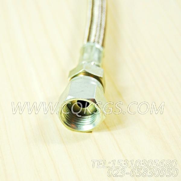 3899433软管,用于康明斯M11-C250动力增压器回油管组,【太原亮箭接触网作业车】配件-2