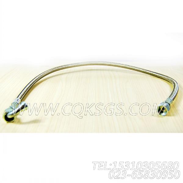 3899433软管,用于康明斯M11-C250动力增压器回油管组,【太原亮箭接触网作业车】配件-0