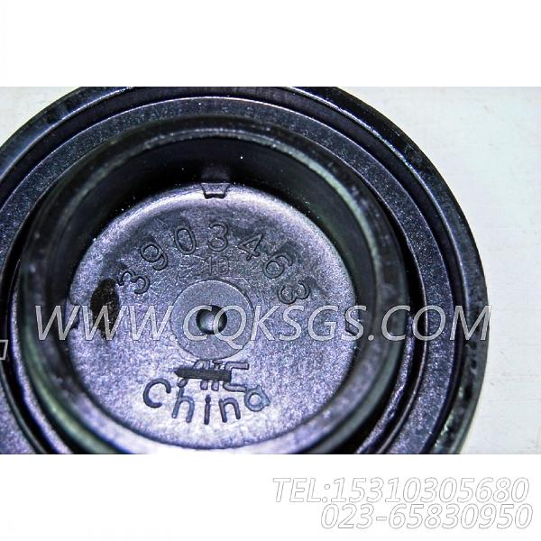 【发动机EQB160-20的机械转速表驱动组】 康明斯接近孔盖,参数及图片-1
