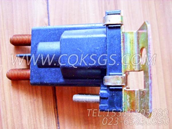 【发动机6CTA8.3-M188的电子起动附件组】 康明斯电磁开关,参数及图片
