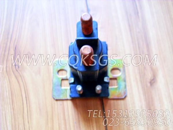 【发动机6CTA8.3-M188的电子起动附件组】 康明斯电磁开关,参数及图片-1