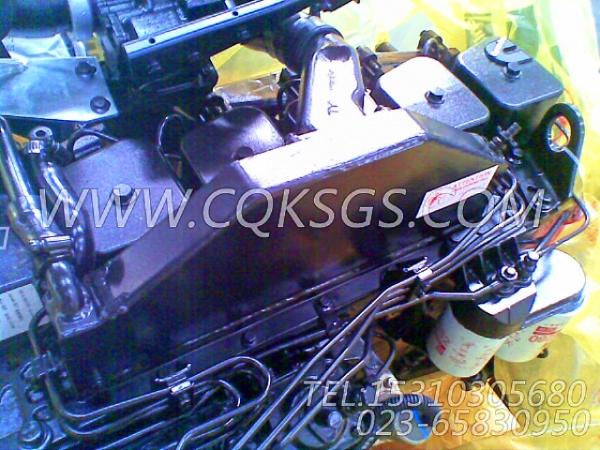 【C3919806】中冷器 用在康明斯发动机-0
