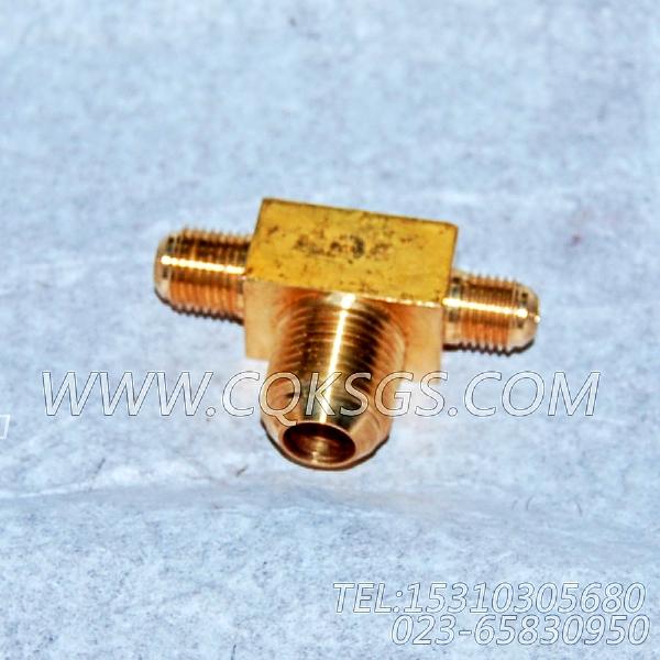 4060685三通,用于康明斯M11-C225柴油机燃油管路组,【钻机】配件-0