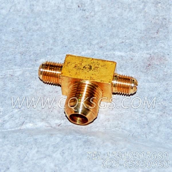 4060685三通,用于康明斯M11-C225柴油机燃油管路组,【钻机】配件-1