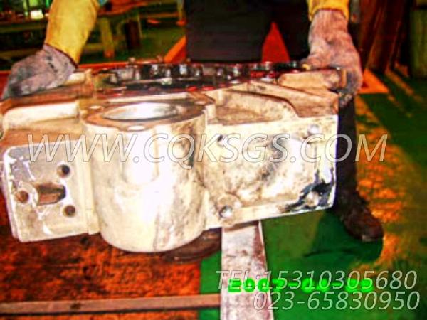 4060861飞轮壳,用于康明斯M11R-310发动机飞轮壳组,【抽沙船用】配件