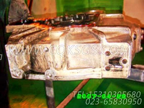 4060861飞轮壳,用于康明斯M11R-310发动机飞轮壳组,【抽沙船用】配件-1