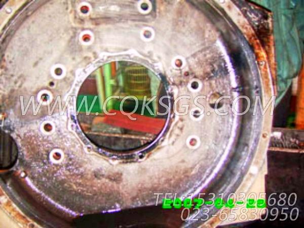 4060861飞轮壳,用于康明斯M11R-310发动机飞轮壳组,【抽沙船用】配件-2