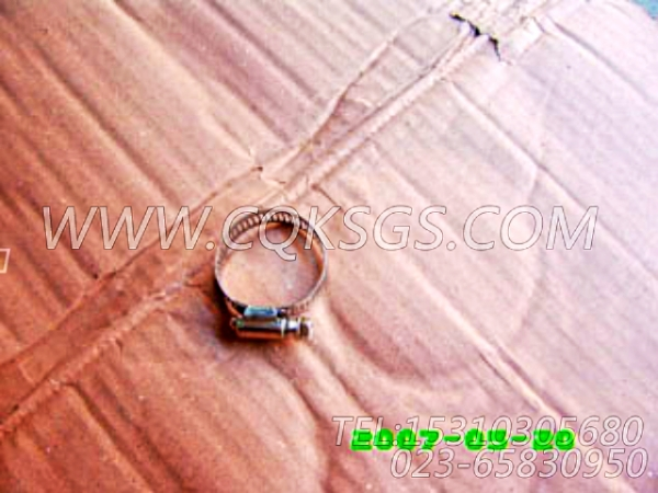 43828E软管夹箍,用于康明斯NT855-P300柴油发动机散热器组,【泥浆泵】配件-2