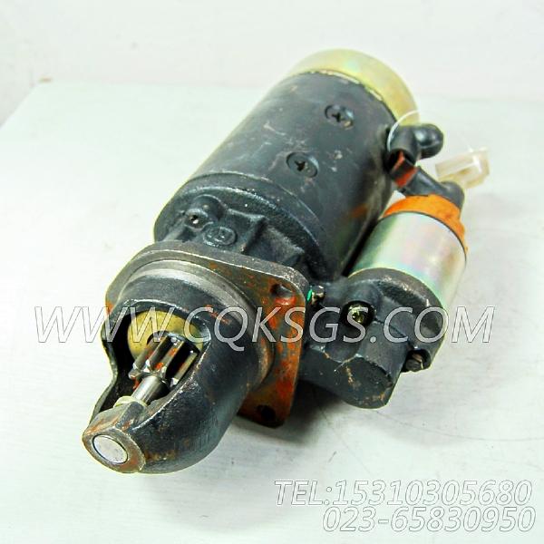 【引擎6BTAA5.9-G2的起动机组】 康明斯起动机总成,参数及图片-2