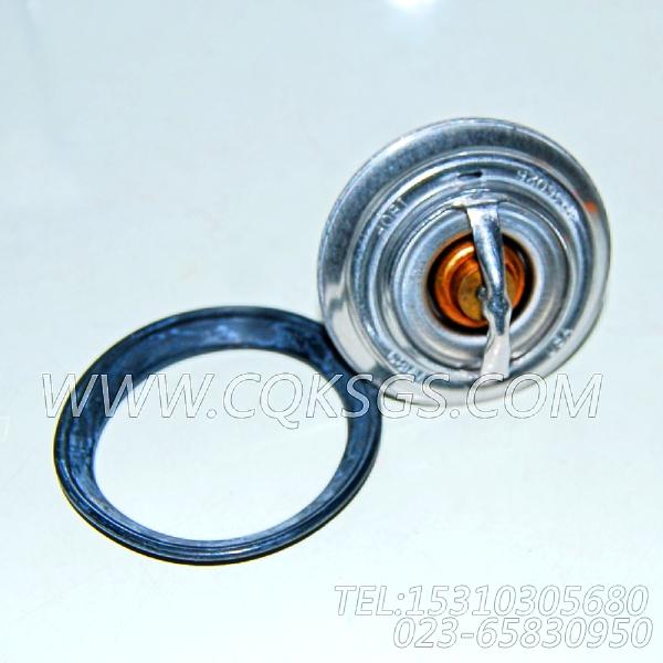 【引擎C260 20的节温器组】 康明斯节温器,参数及图片-0