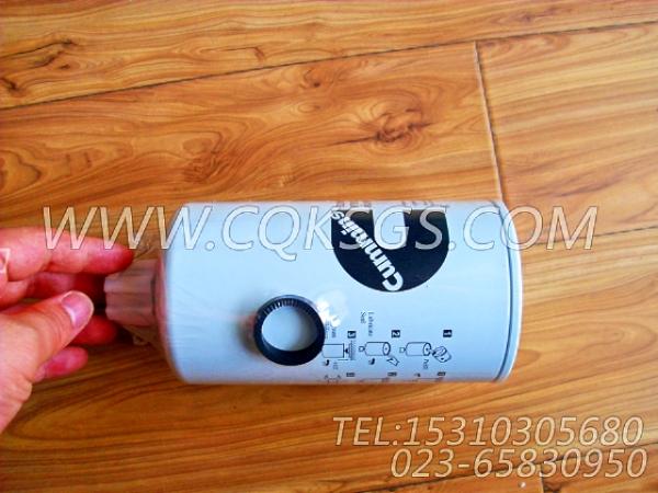 3315843燃油滤清器,用于康明斯NT855-M300柴油发动机发动机散件组,【船用】配件