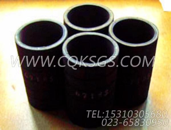 67185软管,用于康明斯M11-C350柴油机散热器组,【混沙撬】配件-1