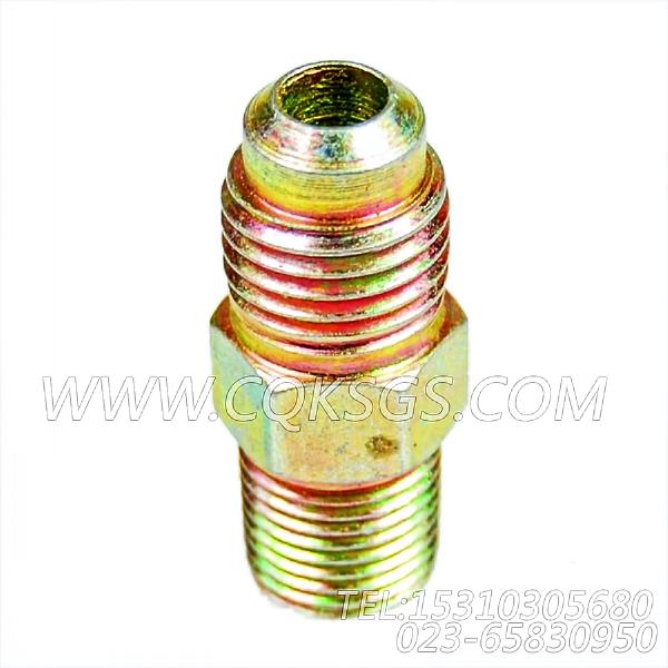 68138阳性管接头,用于康明斯M11-C290动力中冷器进水管组,【烟台杰瑞离心泵】配件-0