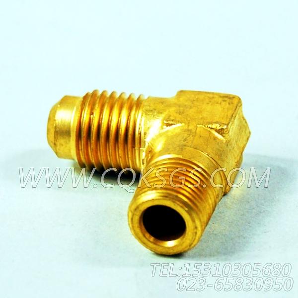68139阳性弯管接头,用于康明斯NT855-M300柴油机燃油进回油管路组,【船用】配件-0