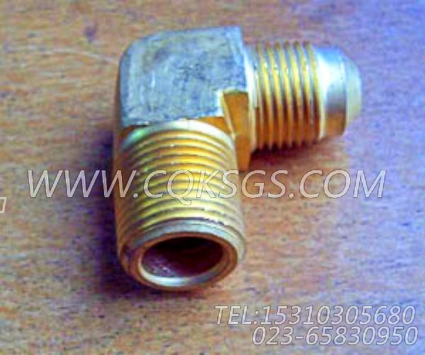 68645阳性连接弯管,用于康明斯NTC-290柴油机增压器安装组,【出口台湾轨道车】配件-0