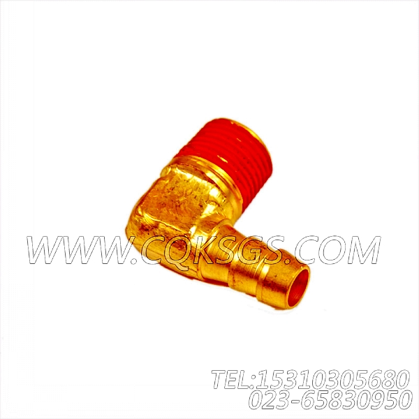 179903联接弯管,用于康明斯NTA855-G1柴油发动机水滤器组,【电力】配件-1