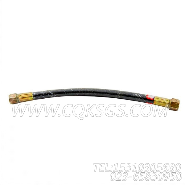 AS10018SS软管,用于康明斯NTA855-C335发动机燃油滤清器联接组,【油田压裂车】配件