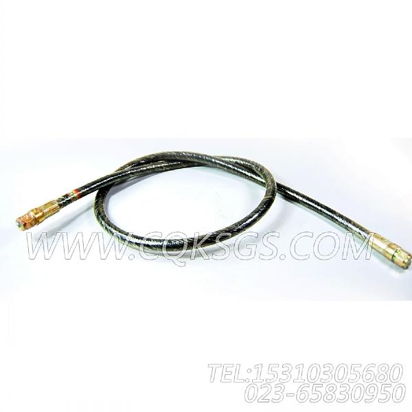 AS5051SS软管,用于康明斯KTA38-G5-800KW柴油机风扇水箱组,【柴油发电】配件-2