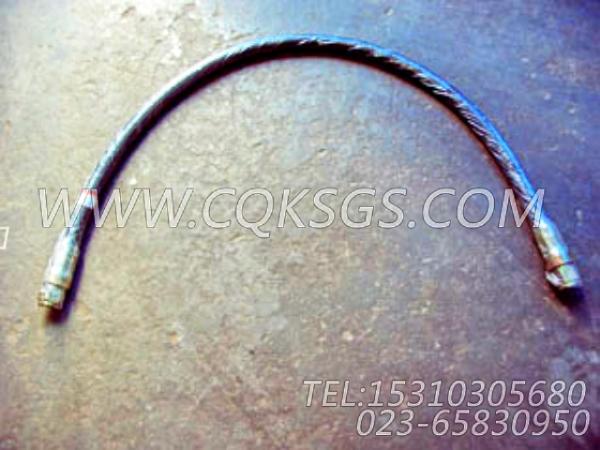 AS6029SS软管,用于康明斯KTA19-G2(M)柴油发动机旁通机油滤清器安装组,【船机】配件-1