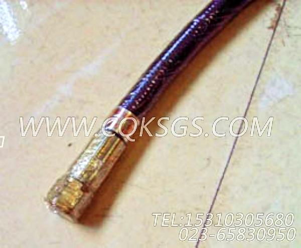 S603弹簧垫圈,用于康明斯KTA38-G5-800KW发动机风扇布置组,【发电机组】配件-2