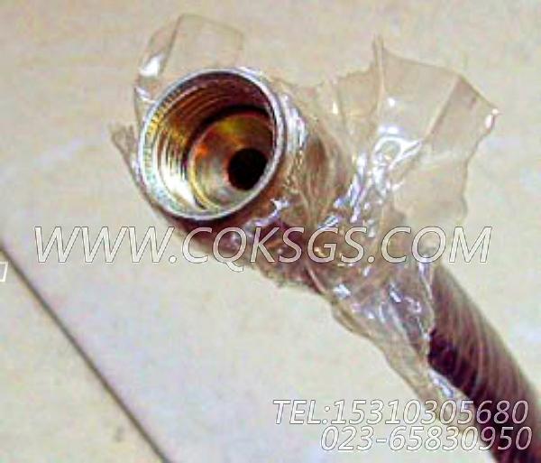 S603弹簧垫圈,用于康明斯KTA19-P540发动机发动机前支架组,【水泵机组】配件-2