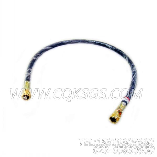AS6036SS软管,用于康明斯NT855-C280柴油机机油旁通滤清器组,【轨道车】配件-2