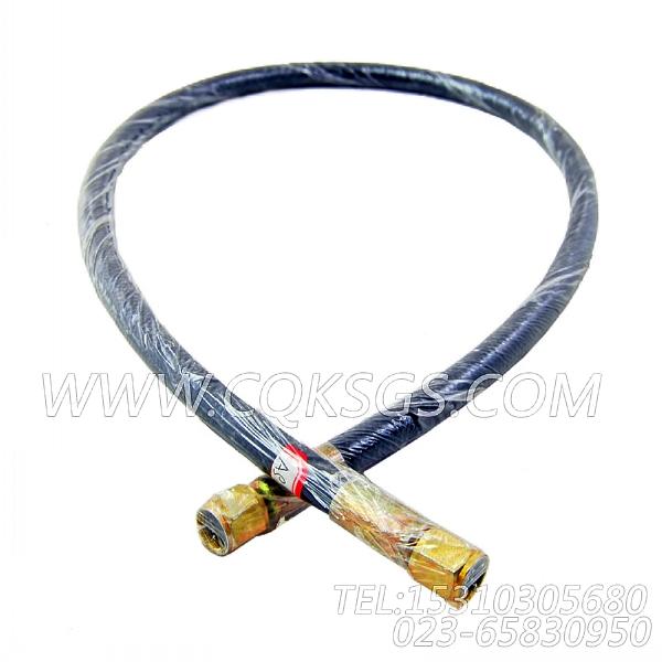 AS6042SS软管,用于康明斯NT855-C280主机机油旁通滤清器组,【吊管机】配件-1