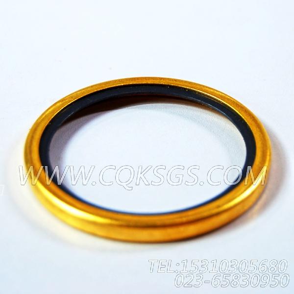 186780节温器密封圈,用于康明斯KTA19-C450发动机节温器.壳.支架总成组,【钻机】配件-2