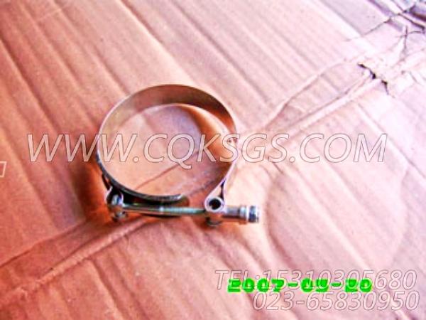 186917抱箍,用于康明斯NTA855-P220动力排气接头组,【应急水泵机组】配件-2