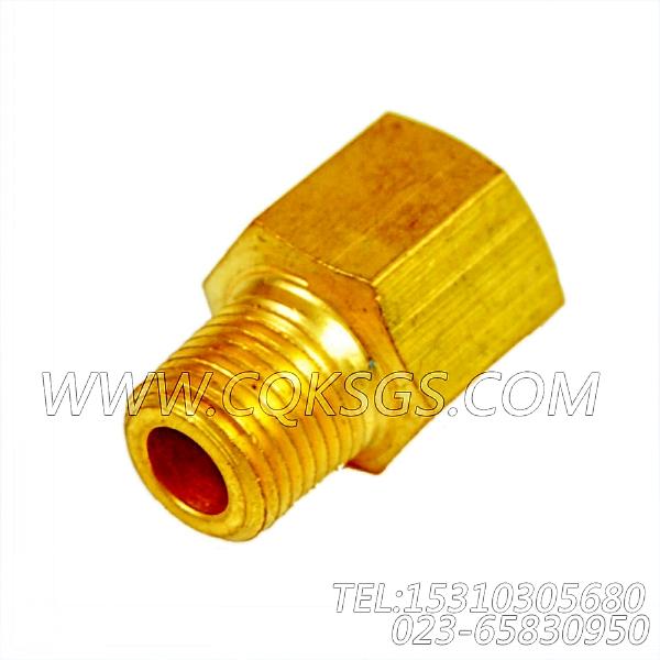 187368普通管接头,用于康明斯NTA855-G4主机性能件组,【电力】配件-2