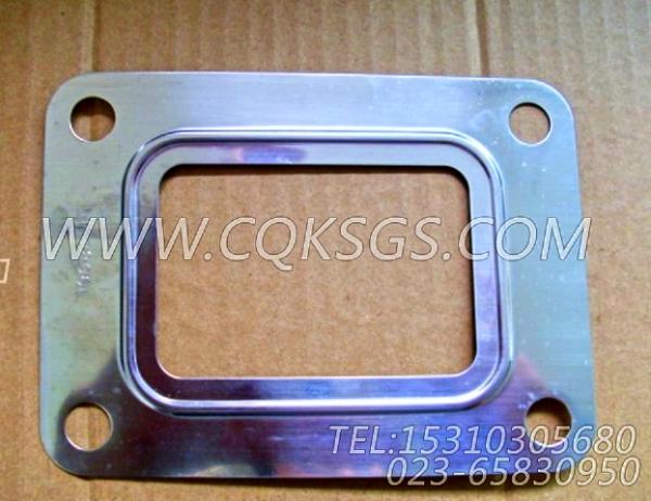 190849排气管垫片,用于康明斯NT855-C280柴油机增压器安装组,【破碎机】配件-1