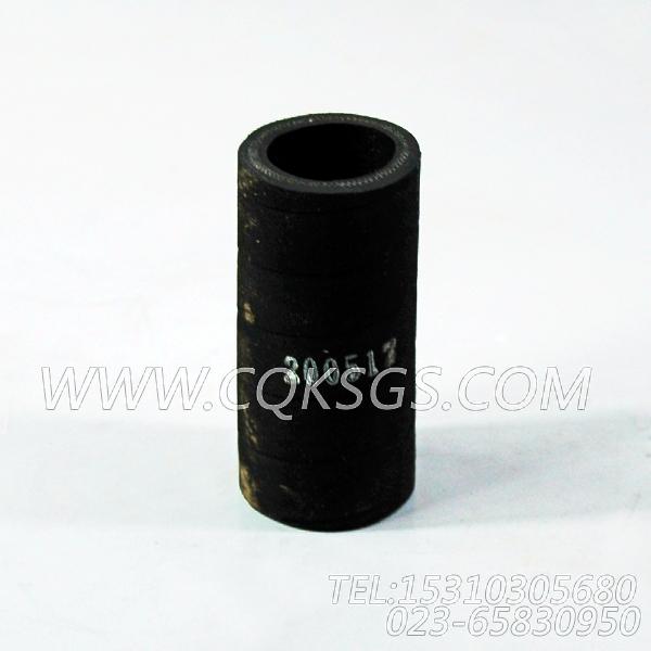 200517普通软管,用于康明斯NTA855-C360主机散热器组,【台湾轨道车】配件-2