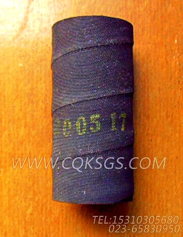 200517普通软管,用于康明斯NTA855-C360主机散热器组,【台湾轨道车】配件-1