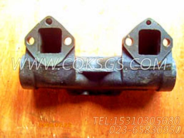 200566排气管,用于康明斯NTC-290发动机排气管及安装组,【柱塞泵】配件-0