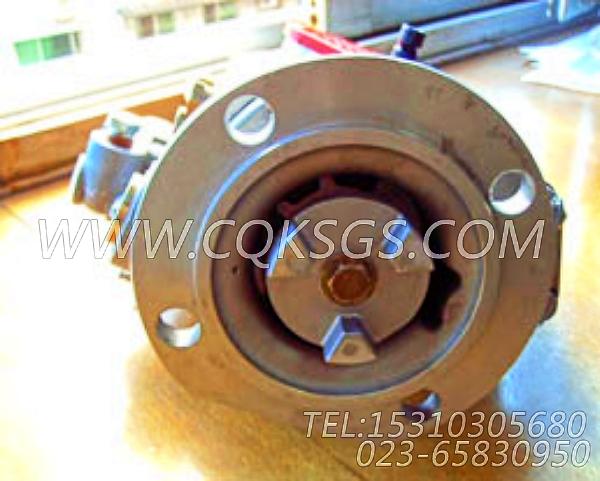 【引擎4BTA3.9-C100的增压器布置组】 康明斯进气过渡管,参数及图片-2