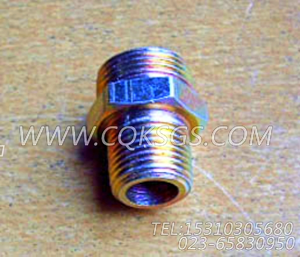 S1002A阳性管接头,用于康明斯NTA855-P360柴油机空气压缩机管路组,【泥浆泵】配件-1