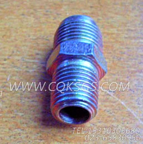 S1039A阳性管接头,用于康明斯KTA19-M640柴油发动机机油滤清器连接件组,【轮船用】配件-1