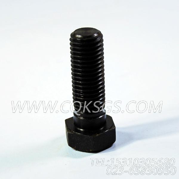 S112螺栓,用于康明斯KTA19-P600主机基础件组,【水泵机组】配件-0