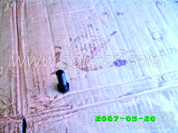 S125六角螺栓,用于康明斯KTA19-G3发动机基础件组,【电力】配件-1