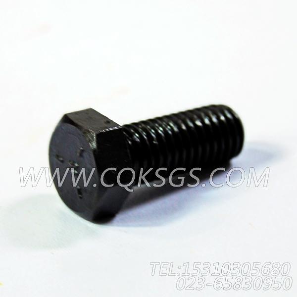 S145六角螺栓,用于康明斯KTA38-M1主机充电机安装组,【船用主机】配件-1