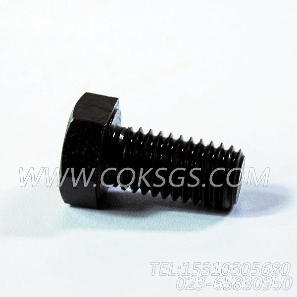 S169六角螺栓,用于康明斯KT38-G-500KW动力减振器组,【发电机组】配件-2