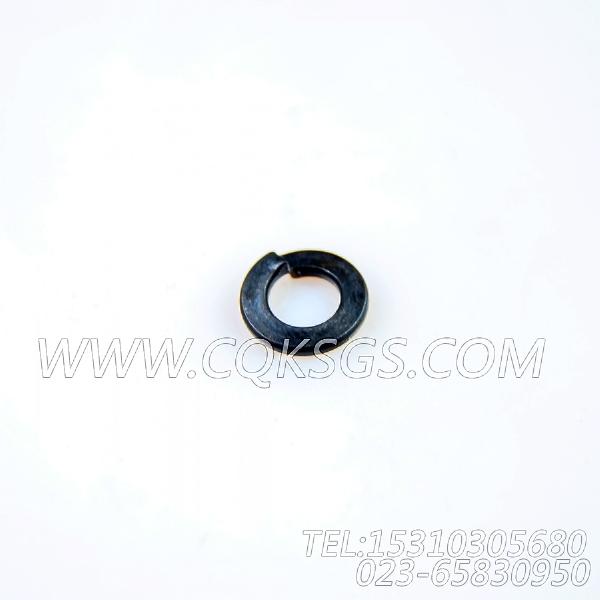 S600弹簧垫圈,用于康明斯M11-C350柴油发动机油门拉杆组,【四川长起起重机】配件-2