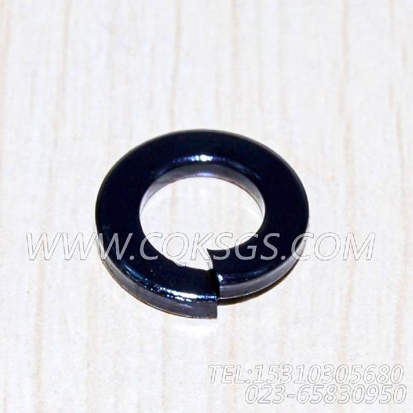 S605弹簧垫圈,用于康明斯NT855-C280主机机油盘组,【冷再生机】配件-1