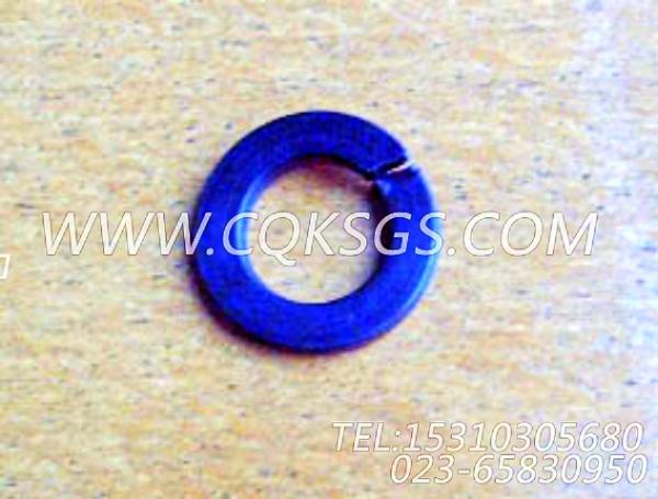S608弹簧垫圈,用于康明斯KTA19-C525柴油发动机空气起动马达组,【宣工推土机】配件-1
