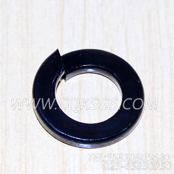S610弹簧垫圈,用于康明斯NT855-C280动力附件驱动安装组,【拌和机】配件-1