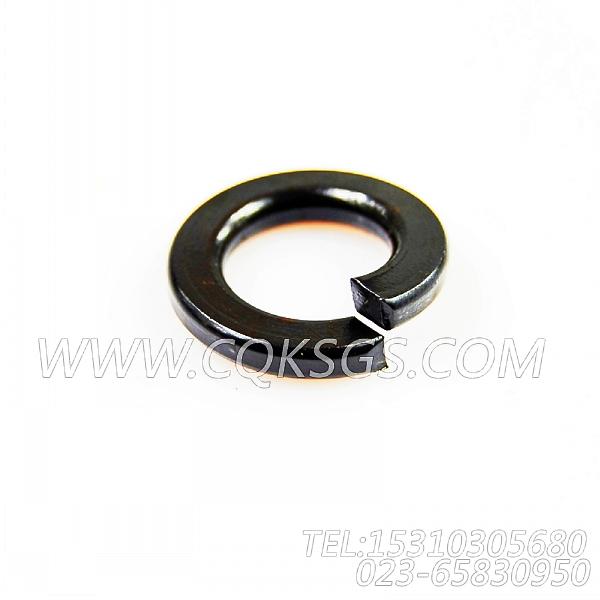 S610弹簧垫圈,用于康明斯KTA38-G2-600KW发动机性能件组,【柴油发电】配件-2