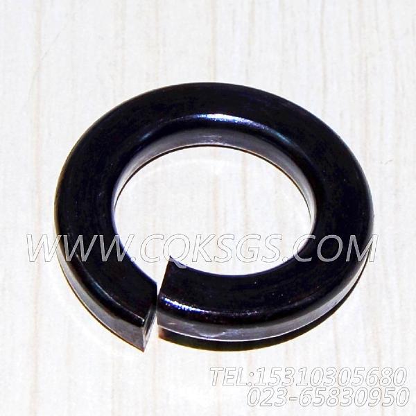 S611弹簧垫圈,用于康明斯KT38-G动力仪表板组,【动力电】配件-2