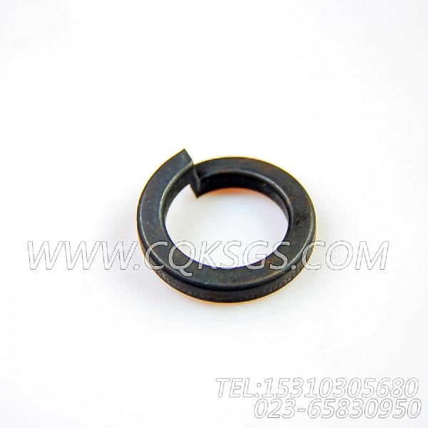 S611弹簧垫圈,用于康明斯KT38-G动力仪表板组,【动力电】配件-0